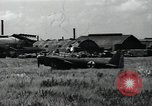 Image of Japanese planes parked in airfield Tokyo Japan, 1945, second 3 stock footage video 65675025177