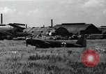Image of Japanese planes parked in airfield Tokyo Japan, 1945, second 8 stock footage video 65675025177