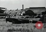Image of Japanese planes parked in airfield Tokyo Japan, 1945, second 9 stock footage video 65675025177