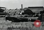 Image of Japanese planes parked in airfield Tokyo Japan, 1945, second 10 stock footage video 65675025177
