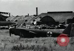 Image of Japanese planes parked in airfield Tokyo Japan, 1945, second 11 stock footage video 65675025177