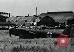Image of Japanese planes parked in airfield Tokyo Japan, 1945, second 12 stock footage video 65675025177