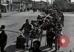 Image of Exodus of Chinese population ahead of Japanese invasion China, 1937, second 1 stock footage video 65675025186