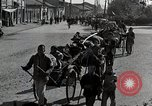 Image of Exodus of Chinese population ahead of Japanese invasion China, 1937, second 2 stock footage video 65675025186