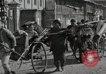 Image of Exodus of Chinese population ahead of Japanese invasion China, 1937, second 4 stock footage video 65675025186