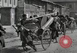 Image of Exodus of Chinese population ahead of Japanese invasion China, 1937, second 6 stock footage video 65675025186