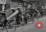 Image of Exodus of Chinese population ahead of Japanese invasion China, 1937, second 7 stock footage video 65675025186