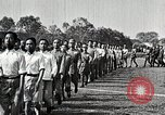 Image of Recruitment of civilians for Chinese peoples army Chungking China, 1943, second 9 stock footage video 65675025188