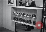 Image of Japanese Products on Display New York United States USA, 1964, second 10 stock footage video 65675025202