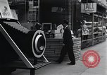 Image of Camera Shop and Japanese Still cameras Washington DC USA, 1964, second 10 stock footage video 65675025207