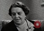 Image of People helped by CARE Self Help project New York United States USA, 1950, second 2 stock footage video 65675025217
