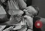 Image of People helped by CARE Self Help project New York United States USA, 1950, second 11 stock footage video 65675025217