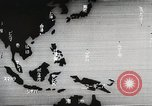 Image of Japanese Parachute troops and Supplies are Dropped Celebes, 1942, second 9 stock footage video 65675025225