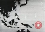 Image of Japanese Parachute troops and Supplies are Dropped Celebes, 1942, second 10 stock footage video 65675025225