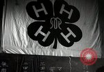 Image of Japanese 4H Club Members in a Meeting Japan, 1950, second 9 stock footage video 65675025229
