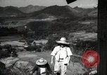 Image of Contrasts two Irrigation System the Traditional and the Modern One Japan, 1950, second 1 stock footage video 65675025233