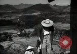 Image of Contrasts two Irrigation System the Traditional and the Modern One Japan, 1950, second 5 stock footage video 65675025233