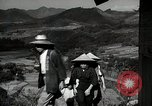 Image of Contrasts two Irrigation System the Traditional and the Modern One Japan, 1950, second 6 stock footage video 65675025233