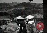 Image of Contrasts two Irrigation System the Traditional and the Modern One Japan, 1950, second 7 stock footage video 65675025233