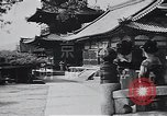 Image of Traditional Japanese women wearing kimonos Tokyo Japan, 1950, second 4 stock footage video 65675025236
