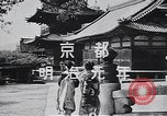 Image of Traditional Japanese women wearing kimonos Tokyo Japan, 1950, second 7 stock footage video 65675025236