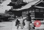 Image of Traditional Japanese women wearing kimonos Tokyo Japan, 1950, second 9 stock footage video 65675025236