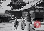 Image of Traditional Japanese women wearing kimonos Tokyo Japan, 1950, second 10 stock footage video 65675025236