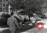 Image of Japanese student habituates himself to university life Bloomington Indiana USA, 1951, second 8 stock footage video 65675025242