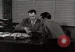 Image of Japanese student joins extracurricular activities Bloomington Indiana USA, 1951, second 2 stock footage video 65675025244