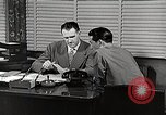 Image of Japanese student joins extracurricular activities Bloomington Indiana USA, 1951, second 3 stock footage video 65675025244