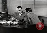 Image of Japanese student joins extracurricular activities Bloomington Indiana USA, 1951, second 4 stock footage video 65675025244