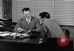 Image of Japanese student joins extracurricular activities Bloomington Indiana USA, 1951, second 5 stock footage video 65675025244