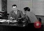 Image of Japanese student joins extracurricular activities Bloomington Indiana USA, 1951, second 6 stock footage video 65675025244
