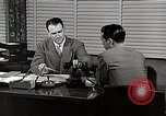Image of Japanese student joins extracurricular activities Bloomington Indiana USA, 1951, second 7 stock footage video 65675025244
