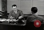 Image of Japanese student joins extracurricular activities Bloomington Indiana USA, 1951, second 8 stock footage video 65675025244
