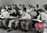 Image of Students take a trip to Mark Twains Home Bloomington Indiana USA, 1951, second 4 stock footage video 65675025246
