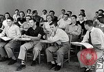 Image of Students take a trip to Mark Twains Home Bloomington Indiana USA, 1951, second 5 stock footage video 65675025246