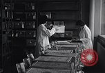 Image of Women in American work force New York United States USA, 1950, second 10 stock footage video 65675025251