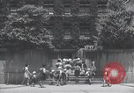 Image of Japanese children at school Japan, 1940, second 1 stock footage video 65675025253