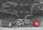 Image of Japanese children at school Japan, 1940, second 4 stock footage video 65675025253