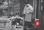 Image of Children learn to write Japanese characters Japan, 1940, second 3 stock footage video 65675025254