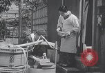 Image of Children learn to write Japanese characters Japan, 1940, second 7 stock footage video 65675025254