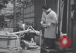 Image of Children learn to write Japanese characters Japan, 1940, second 8 stock footage video 65675025254