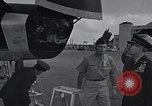 Image of General Walter C Sweeney arrives Homestead Florida United States USA, 1962, second 3 stock footage video 65675025259