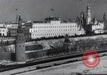 Image of Kremlin during Cuban Crisis Moscow Russia Soviet Union, 1962, second 1 stock footage video 65675025263