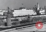 Image of Kremlin during Cuban Crisis Moscow Russia Soviet Union, 1962, second 2 stock footage video 65675025263