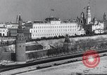 Image of Kremlin during Cuban Crisis Moscow Russia Soviet Union, 1962, second 3 stock footage video 65675025263