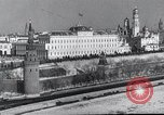 Image of Kremlin during Cuban Crisis Moscow Russia Soviet Union, 1962, second 4 stock footage video 65675025263