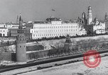 Image of Kremlin during Cuban Crisis Moscow Russia Soviet Union, 1962, second 5 stock footage video 65675025263