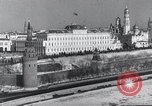 Image of Kremlin during Cuban Crisis Moscow Russia Soviet Union, 1962, second 6 stock footage video 65675025263